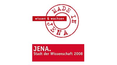 Jena - Stadt der Wissenschaft